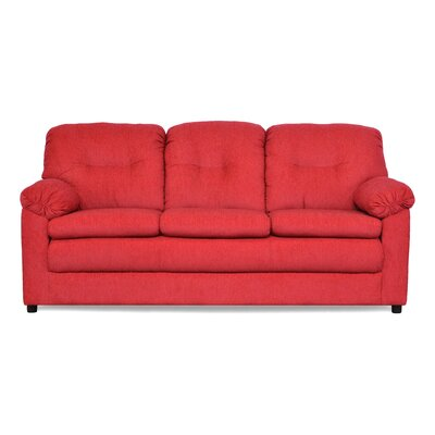 Mcallister Sofa Upholstery: Due Red