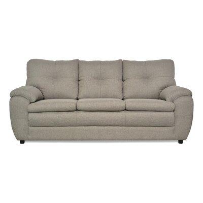 Beneduce Sofa Upholstery: Jitterbug Taupe