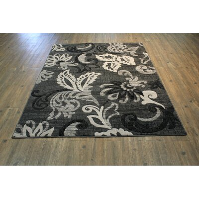 Yalamanchili Gray Area Rug