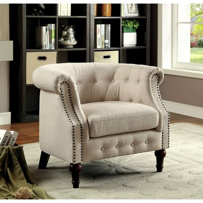 Anita Contemporary Armchair