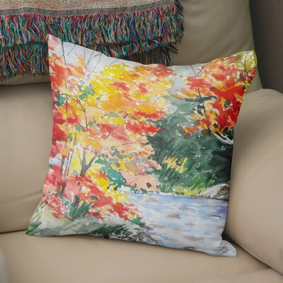 Paxtonville Throw Pillow Size: 18 H x 18 W x 6 D