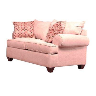 Charo Loveseat Upholstery: Stone