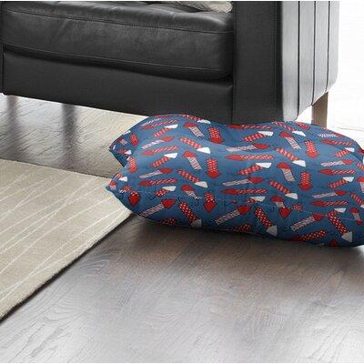 Danville Indoor/Outdoor Floor Pillow Size: 26 H x 26 W x 8 D