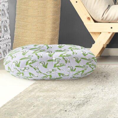 Danesfield Indoor/Outdoor Floor Pillow Size: 26 H x 26 W x 8 D