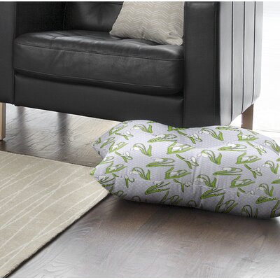Danesfield Indoor/Outdoor Floor Pillow Size: 26 H x 26 W x 8 D