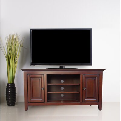 Cherly 48 TV Stand Color: Brown