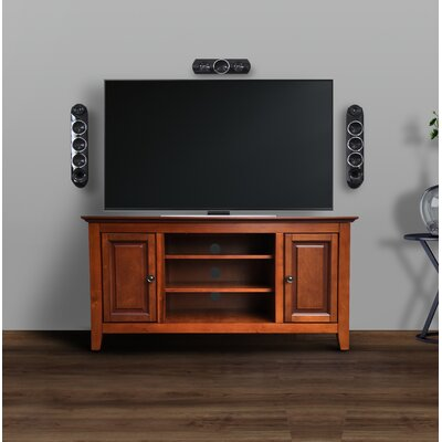 Cherly 48 TV Stand Color: Oak