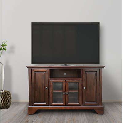 Kimiko 48 TV Stand Color: Brown