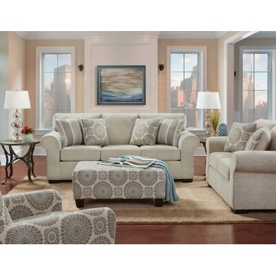 Nannie 2 Piece Living Room Set