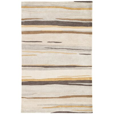 Williamsfield Grey Area Rug Rug Size: Rectangle 5 x 8