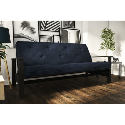 Marlborough Futon and Mattress Upholstery: Navy