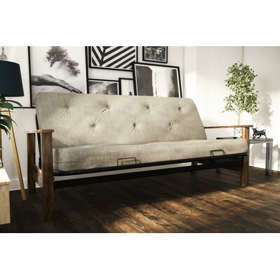 Marlborough Futon and Mattress Upholstery: Tan