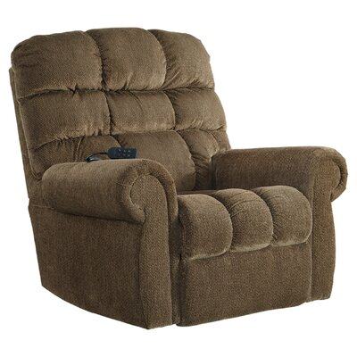 Battersby Power Lift Assist Recliner Upholstery: Truffle
