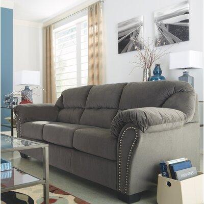 Barwood Sofa Upholstery: Charcoal