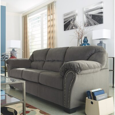Barwood Full Sleeper Sofa Upholstery: Charcoal