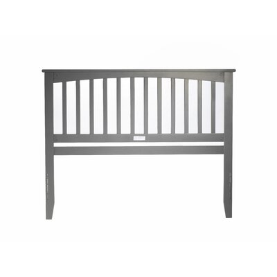 Diggins Slat Headboard Size: Queen