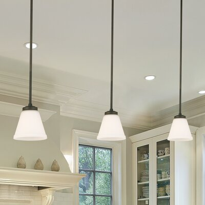Cintron 1-Light Mini Pendant Finish: Matte Bronze