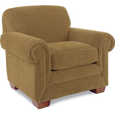 MacKenzie Premier Stationary Armchair Color: Wheat