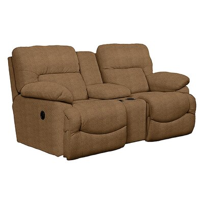 Asher Full Reclining Sofa Type: Manual