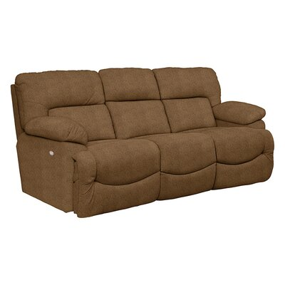 Asher Full Reclining Sofa Type: Power-Button