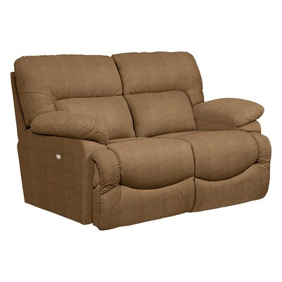 Asher Full Reclining Loveseat Type: Power