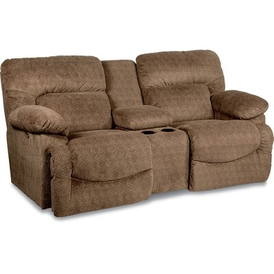 Asher Full Reclining Loveseat Type: Power-Button