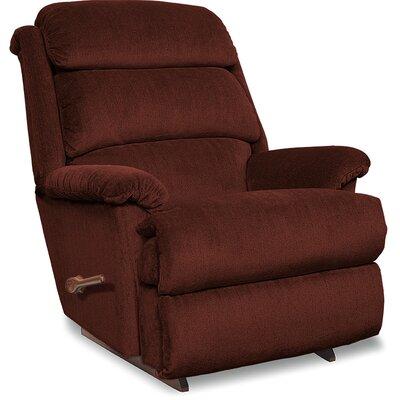 Astor Rocker Recliner Upholstery: Redwood