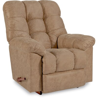 Gibson Rocker Recliner Upholstery: Fawn