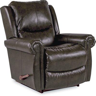 Duncan Rocker Recliner Upholstery: Ash