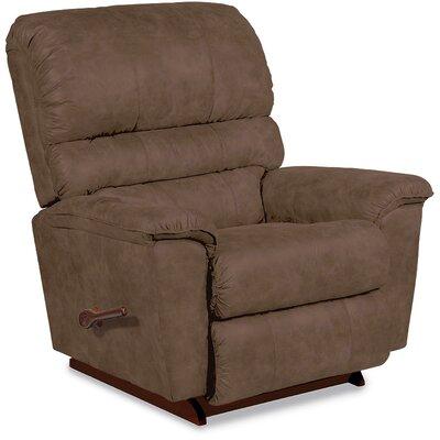 Vince Rocker Recliner Upholstery: Tobacco