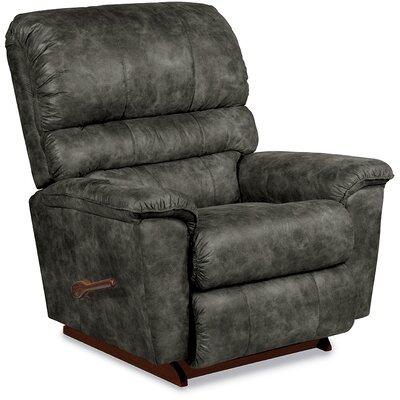 Vince Rocker Recliner Upholstery: Cobblestone