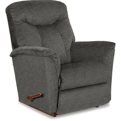 Fortune Rocker Recliner Reclining Type: Manual Recline, Upholstery: Graphite
