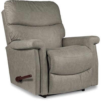 Baylor XR Reclina-Rocker� Recliner Upholstery: Ash, Reclining Type: Manual Recline