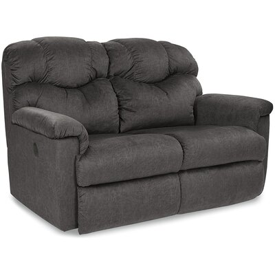 Lancer Power La-Z-Time� Reclining Loveseat Cushion Fill: Polyurethane Foam
