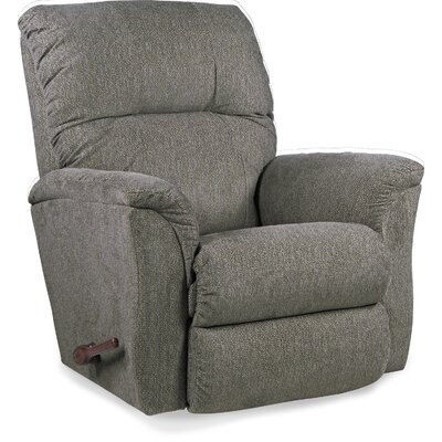 Gabe Recliner Upholstery: Mineral, Reclining Type: Manual, Motion Type: Wall Hugger