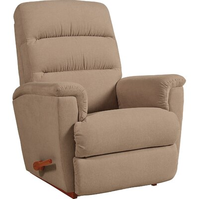 Tripoli Manual Rocker Recliner Upholstery: Cocoa