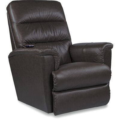 Tripoli Reclina Way� Wall Recliner Upholstery: Dark Brown, Reclining Type: Power Recline, Motion Type: Wall Hugger