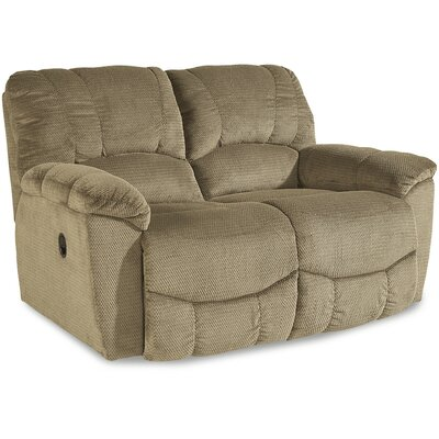 Hayes Full Reclining Loveseat Type: Manual