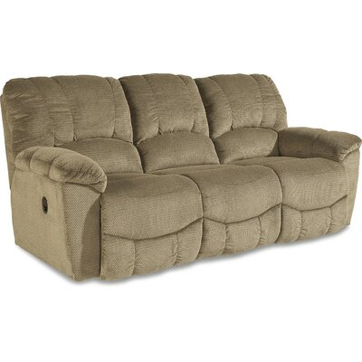 Hayes Full Reclining Sofa Type: Manual