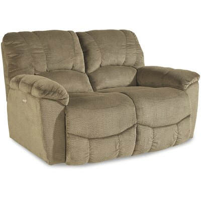 Hayes Full Reclining Loveseat Type: Power