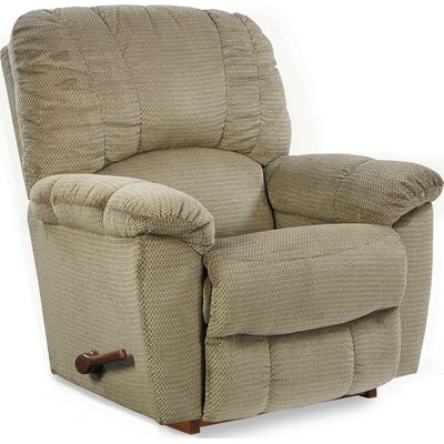 Hayes Rocker Recliner Reclining Type: Manual, Upholstery: Herb