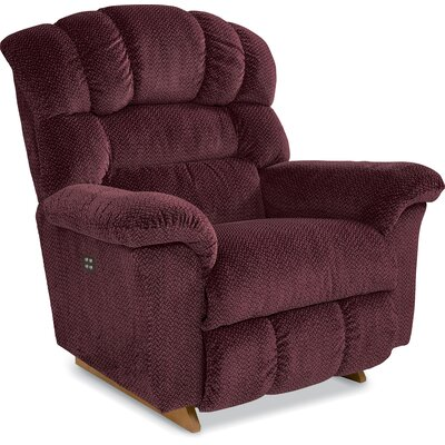 Crandell Rocker�Recliner Upholstery: Element, Type: Manual