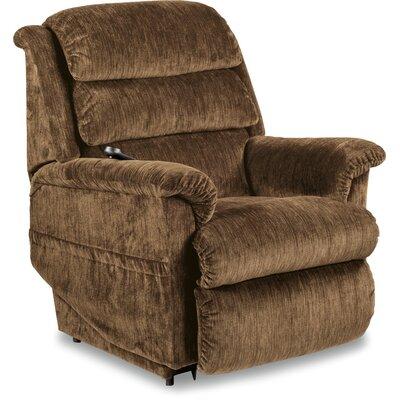 Astor Luxury Lift Power XR Recliner Upholstery: Earth