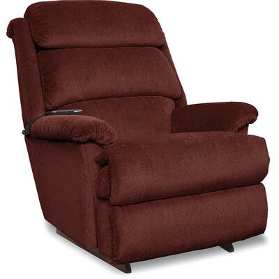 Astor Recliner Upholstery: Redwood, Reclining Type: Manual, Motion Type: Rocker