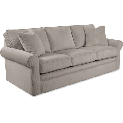 Collins Premier Sofa Upholstery: Silver