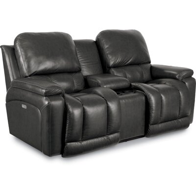 Greyson Leather Reclining Sofa