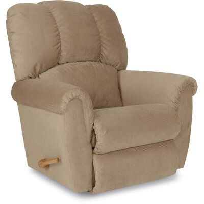 Conner Recliner Upholstery: Cafe, Reclining Type: Power Recline, Motion Type: Rocker