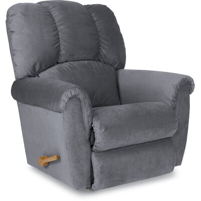 Conner Rocker Recliner Upholstery: Coastal