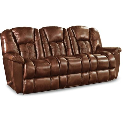 Maverick Leather Reclining Sofa Recliner Mechanism: Power
