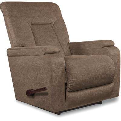 Intermission Reclina-Rocker Recliner Upholstery: Chestnut